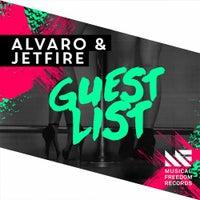 Alvaro & Jetfire - Guest List (Original Mix)