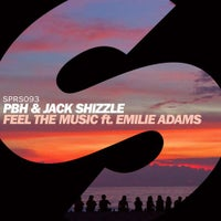 Jack Shizzle & PBH - Feel The Music feat. Emilie Adams (Extended Mix)